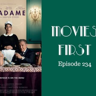 Madame - Movies First with Alex First & Chris Coleman Episode 234