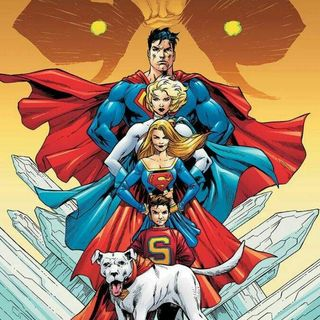Hero Heads Podcast - Superman Family
