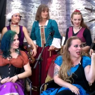 An Album Called Earth and the Hips of Destruction Dancers interview on the Hangin With Web Show