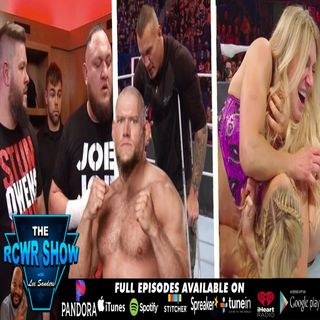 Lars Sullivan Adult Film Career Exposed, Final RAW of 2019 Ends Like AEW's Dark Order...BAD! Headlines! The RCWR Show 12-30-2019