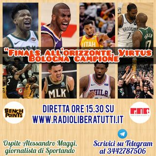 Bench Points - P34 - Finals all'orizzonte, Virtus Bologna campione