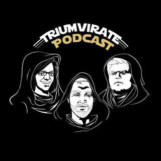 Triumvirate Podcast 9 - Launch Week Aftermath, Luke Skywalker Uniqueness, George Lucas  Disney