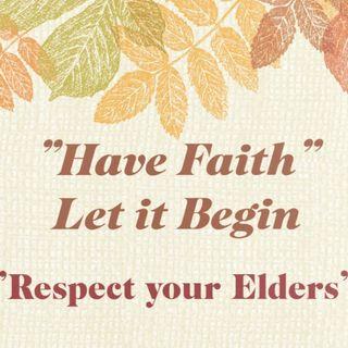 Respecting Our Elders 101