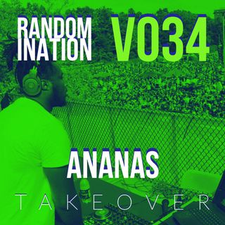 Randomination V034 - Ananas Takeover