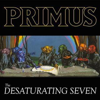 Metal Hammer of Doom: Primus: The Desaturating Seven Review