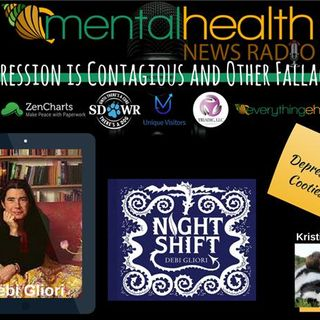 Depression is Contagious and Other Fallacies with Author Debi Gliori