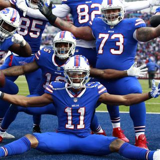 Rockpile Report: Guest Travis Wingfield takes a look at Miami and all your Bills news