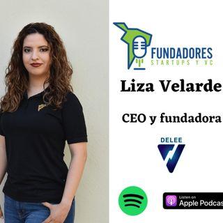 024: Liza Velarde | Delee | Tecnología para vencer el cancer.