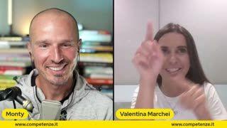 Mentalità olimpica con Valentina Marchei