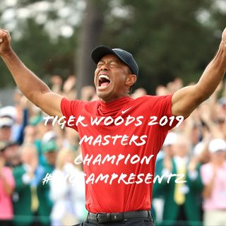 Tiger Woods 2019 Masters Champion