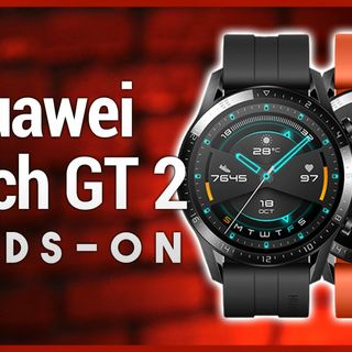 Huawei Watch GT 2 First Look