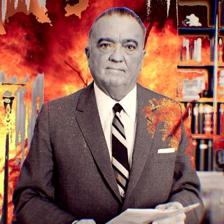Baking with J. Edgar Hoover