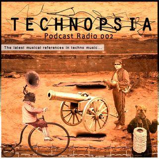 Technopsia #EP.002 21/10/18