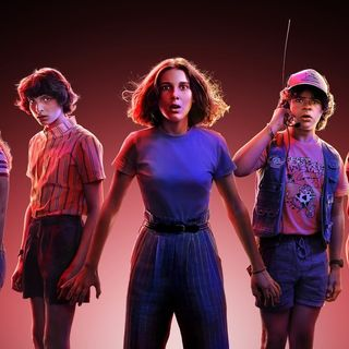 Your Sunday Drive 12 - The Immigration Debate; Stranger Things 3