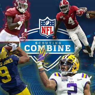 PHP ~ NFL Combine WR's & CBA Deal - Prod. by PH