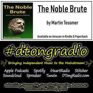 #NewMusicFriday on #dtongradio - Powered by 'The Noble Brute' on Amazon