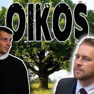 Mattias Karlssons nya tankesmedja Oikos   Anton och Jonas