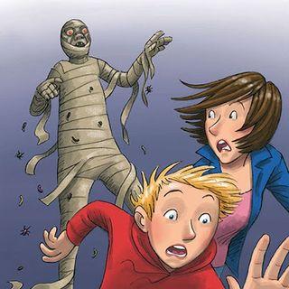 Il risveglio della mummia. Linda