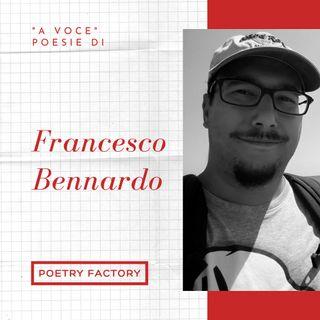 A voce - tre poesie di Francesco Bennardo