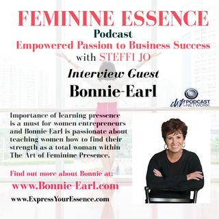 Connecting to The Art of Feminine Presence
