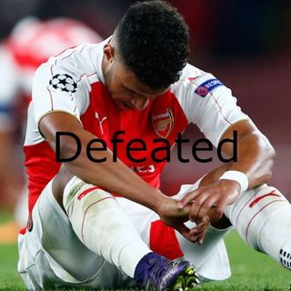 Is Arsenal's Loss To Manchester City a Knock-down or Knock-out?