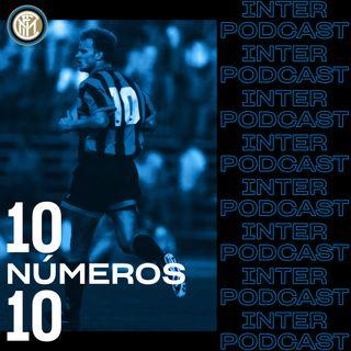 10 Números 10 - Dennis Bergkamp