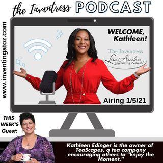 Episode 85 - Kathleen Edinger (Teascapes)