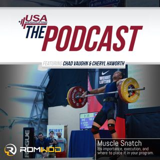 The How and Why of the Muscle Snatch
