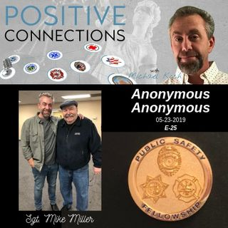 Anonymous-Anonymous: Sgt. Mike Miller