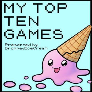 My Top Ten Games Podcast - Episode 4 - Jack Rust (JCAR MEDIA)