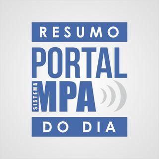 Resumo do dia - Portal MPA