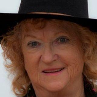 Author Jo Ann Bender talks Casanova Cowboy on #ConversationsLIVE