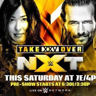 TV Party Tonight: NXT TakeOver - XXV
