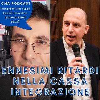 Giacomo Cioni ai Microfoni di Francesco Pini per Lady radio