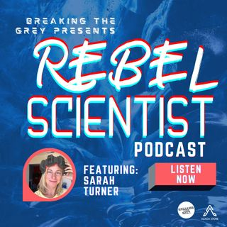 Episode 1: Introducing Sarah Turner - Your guide to biohacking and rebel science
