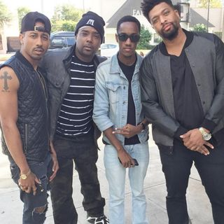 Actor Comedian DeRay Davis From Living With Funny