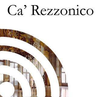 A Ca' Rezzonico con Alessia Castagnino
