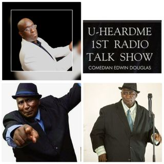 Uheardme 1ST RADIO TALK SHOW - Dwight Jeffrey - Mr. Motivater, Comedian and Author