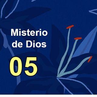 MdeDios 05 - Presentación resumida de las Cinco Vías de Santo Tomás