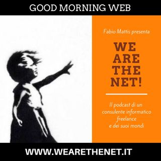 11 - Good Morning Web, Goolge+, Banksy, FB Portal, 5G, Twitter