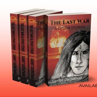 "Episode 3 - Author interview on the book"" The last war and other stories """