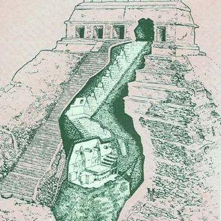 La Tumba De Palenque