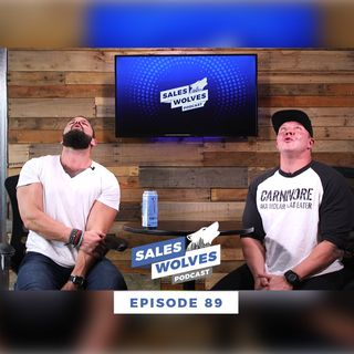 Sales Wolves Podcast |  Episode 89 | Network Marketing