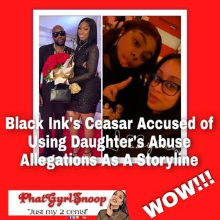 YFN Lucci Turns Himself In AGAIN & Black Ink Crew Ceasar Accused Of Faking A Storyline!!