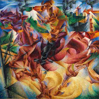Storia dell'arte - Il Futurismo