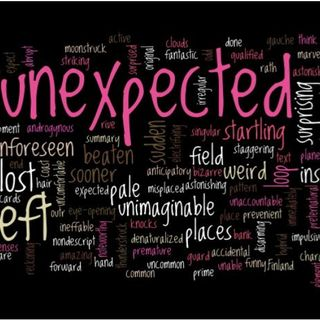 The Unexpected - Morning Manna #2770