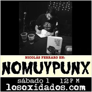 NoMuyPunx Nicolás Ferraro