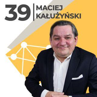 Maciej Kałużyński-od sprzedaży owoców do własnej firmy IT ze 100 milionowymi przychodami-One System