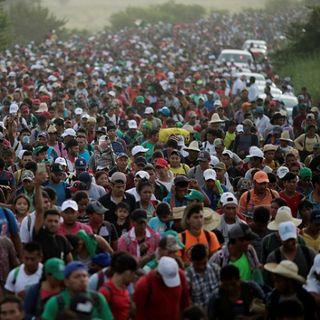 Llegará otra caravana migrante