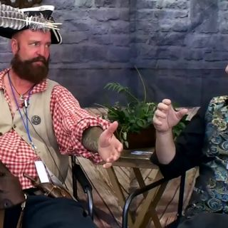 It's a Pirate's Life for Cosplayer Brad Bradley: interview on the Hangin With Web Show